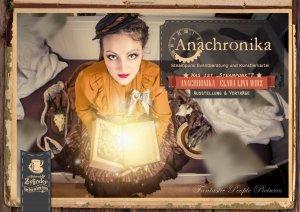 Anachronika - Clara Lina Wirz