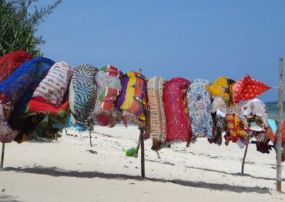 Diani Beach - Kenyan fabrics