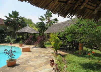 Zarafa House - Garden