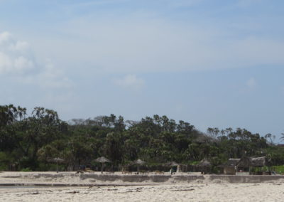 Diani Beach - Congo river