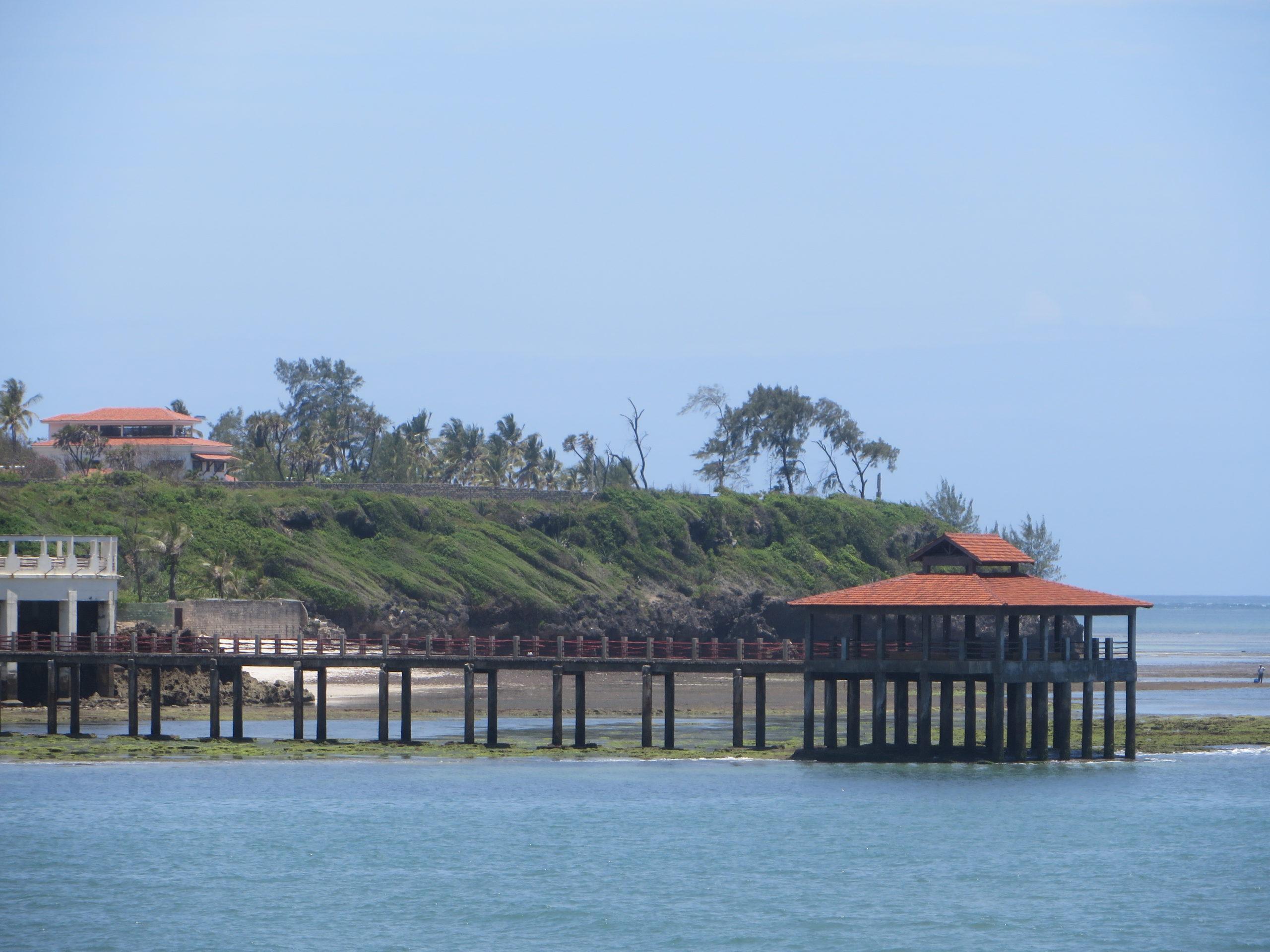 Mombasa - Harbour