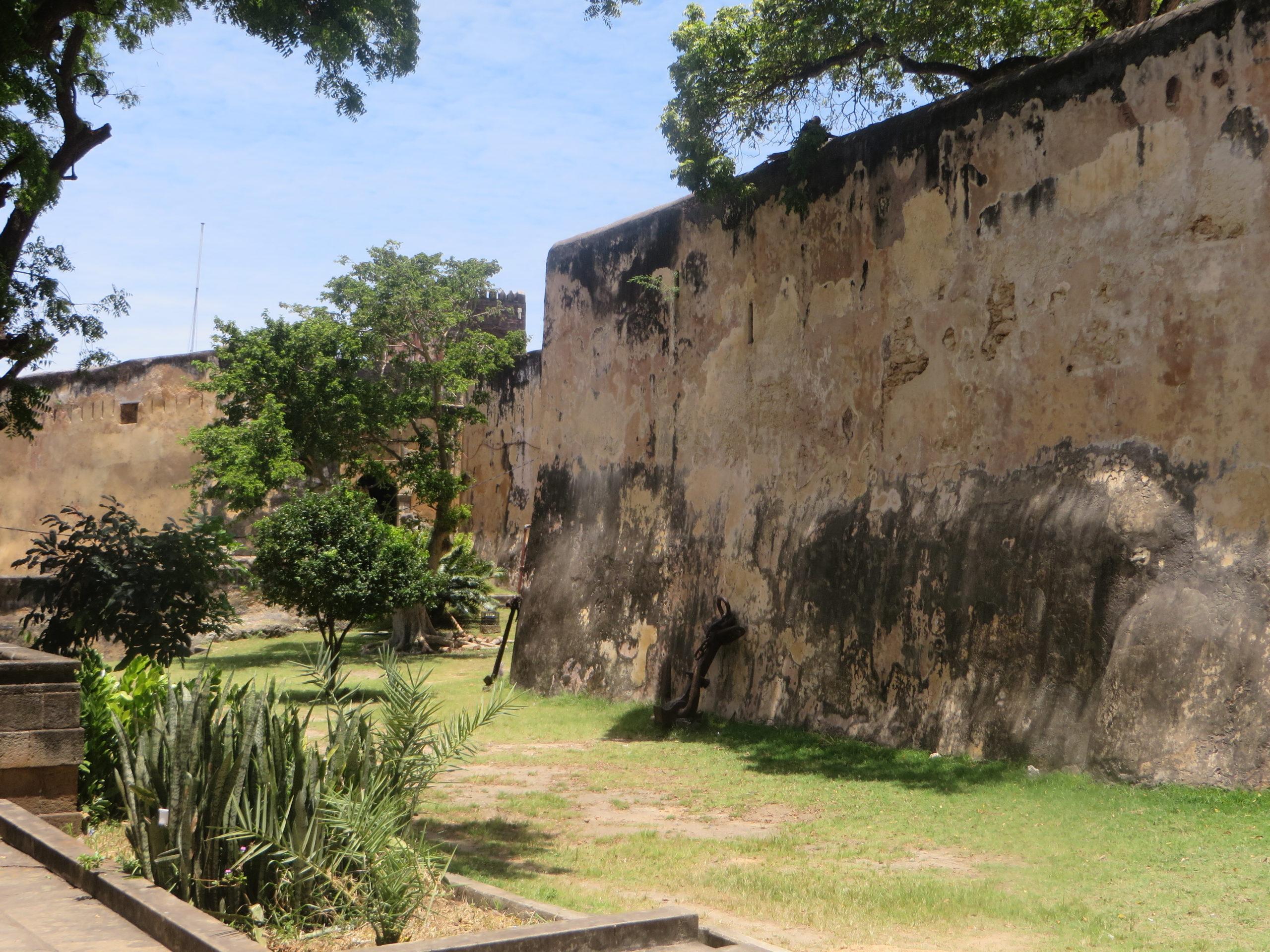 Mombasa - Fort Jesus