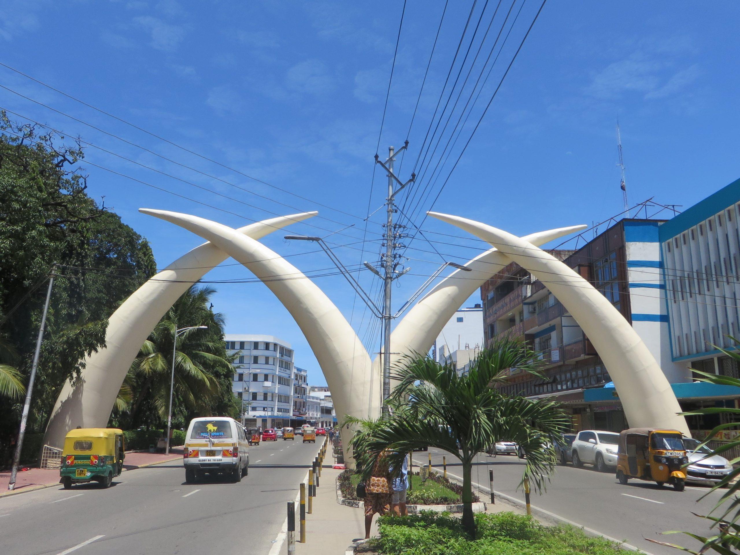 Mombasa - Tusks