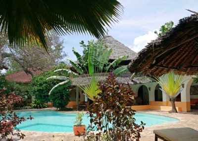 Zarafa House - Pool