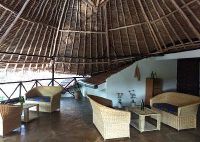 Zarafa House - TV Lounge