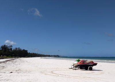 Diani Beach - Jetski