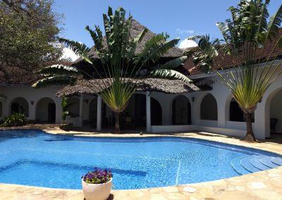Zarafa House - Swimming pool