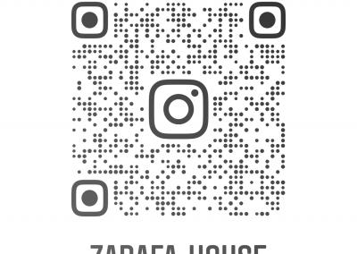 Zarafa House - Instagram