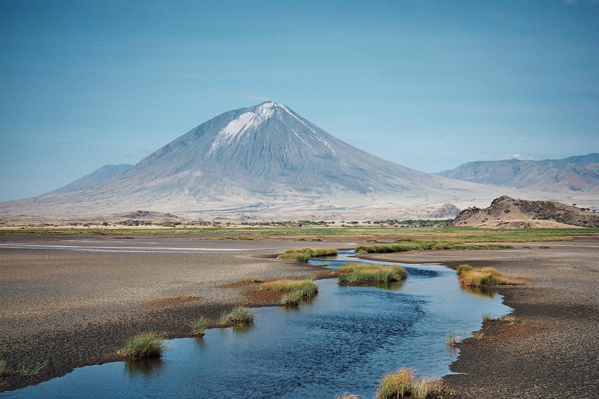 Mount Ol doinyo Lengai