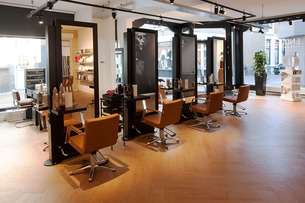 Endlass Hair kapsalon Goes Papegaaistraat