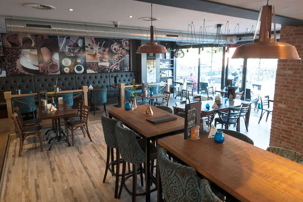 De restaurants in Zeeland Brasserie Lunchcafé De Bult Goes lunchroom restaurant