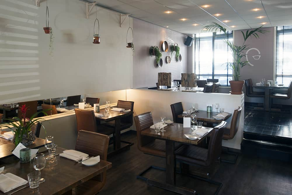 De restaurants in Zeeland Kale en de Bril Goes