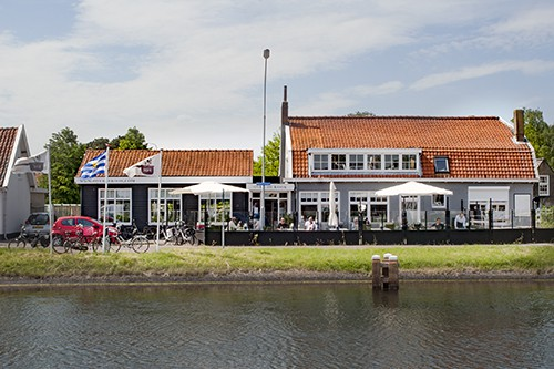 De restaurants in Zeeland Over de Kook