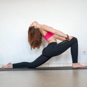 Intermediate Vinyasa Yoga Program