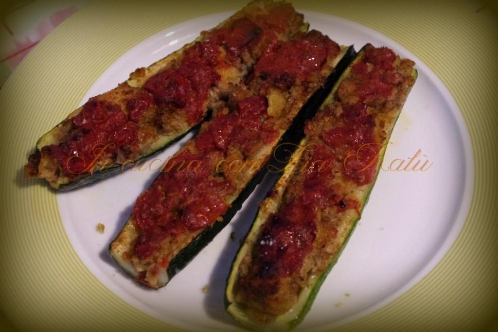 zucchine ripiene di tonno (1)