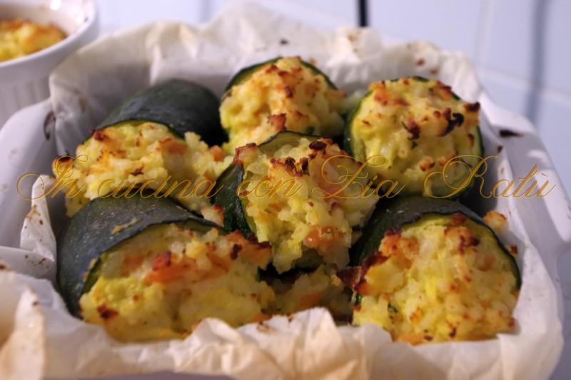 zucchine riso salmone (3)