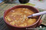 minestra borlotti