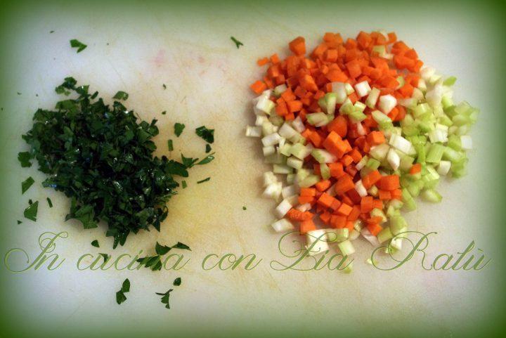 verdure a cubetti