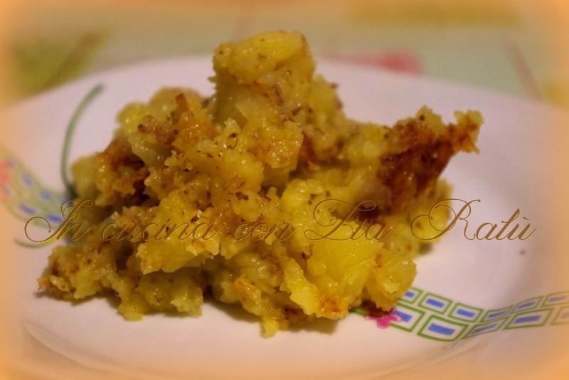 patate ripassate in padella
