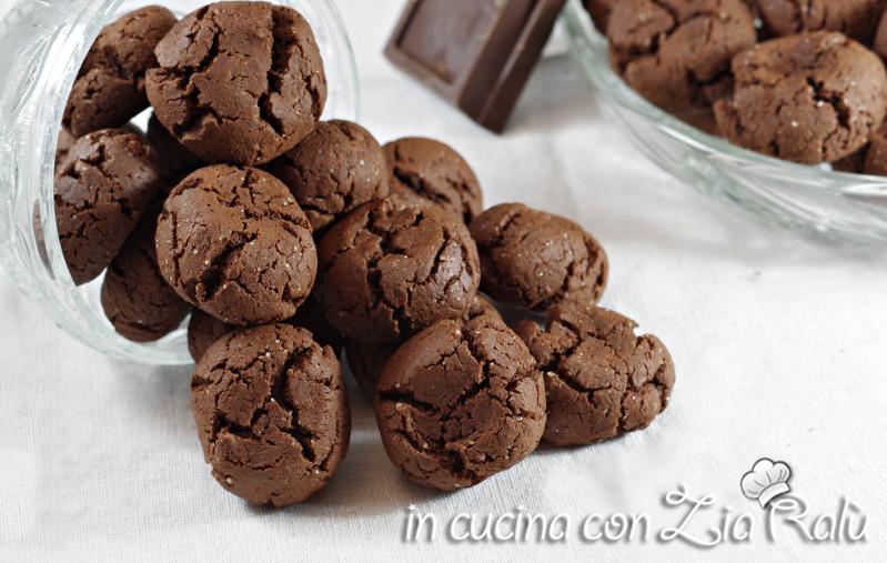 biscotti al cacao light