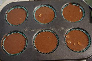 muffins cacao e banane