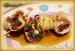 Involtini pollo spinaci pomodori secchi