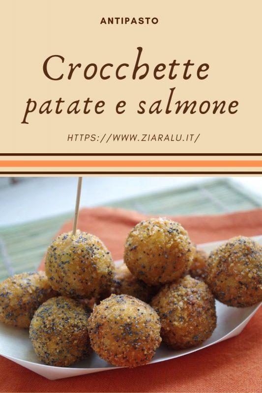 crocchette patate e salmone