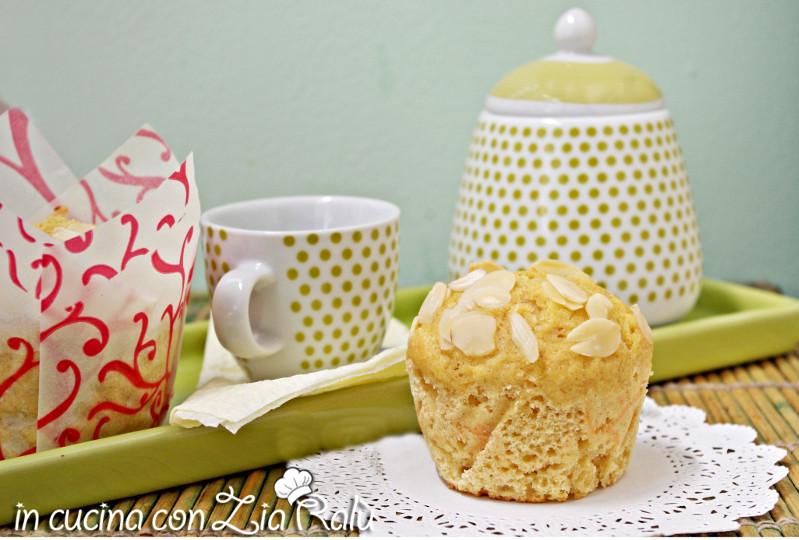 muffins senza burro