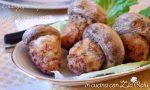 champignon ripieni branzino