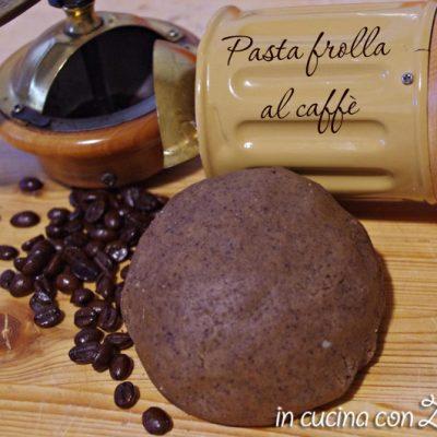 pasta frolla al caffe