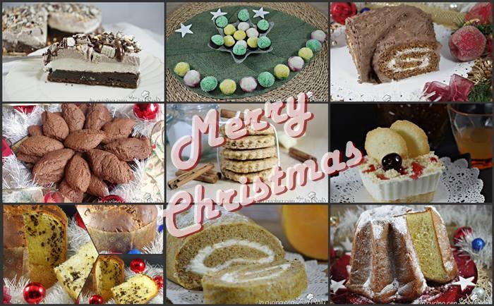 speciale dolci per le feste