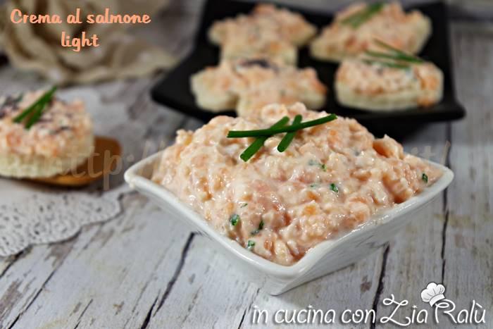 crema al salmone light