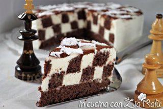 torta a scacchi