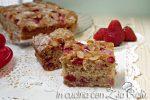 torta integrale fragole e robiola