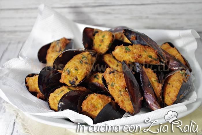 Cozze ripiene fritte – ricetta pugliese