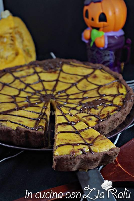 crostata di Halloween
