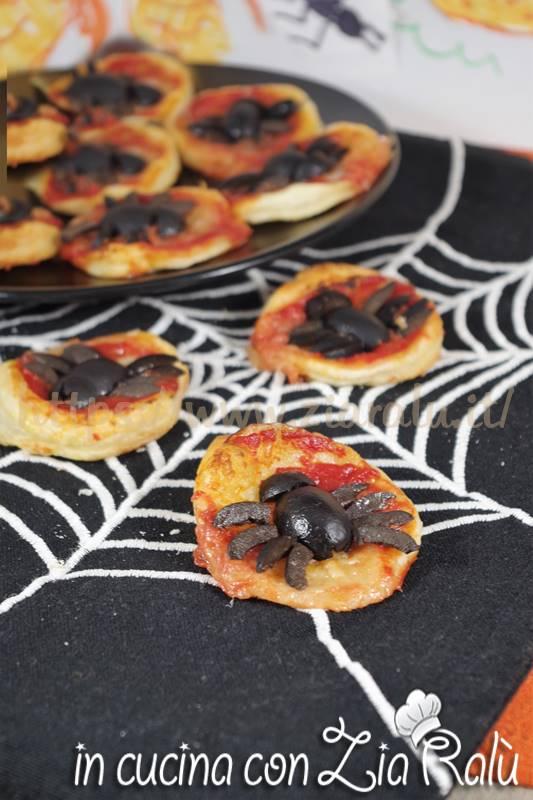 pizzette ragno