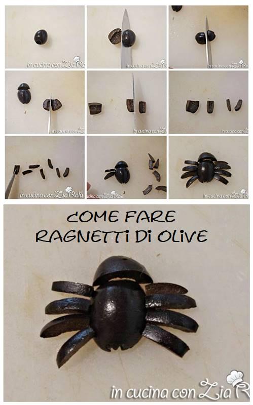 ragnetti di olive