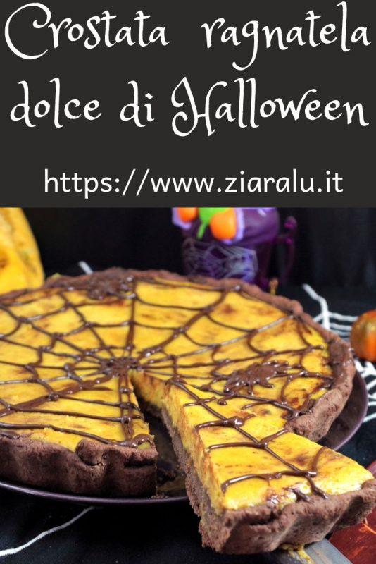 crostata Halloween