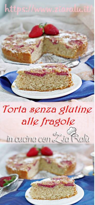torta sofficissima senza glutine