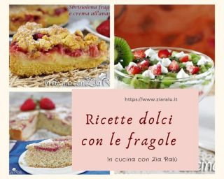 ricette con le fragole