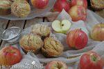 muffins alle mele senza lattosio