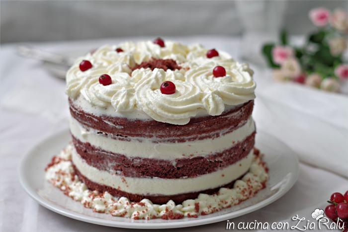 red velvet cake - torta regina