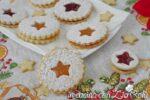 biscotti natalizi all'arancia