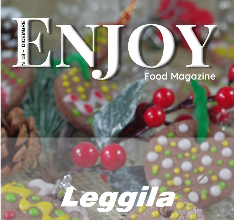 enjoy food magazine natale 2020