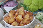 frittelle dolci di cavolfiore