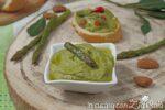 pesto di asparagi veg