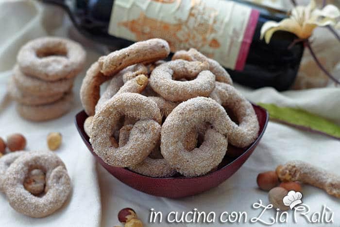 Ciambelline alla Cannaiola ricetta