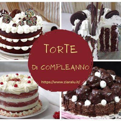 torte di commpleanno