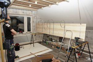 Renovering av vårt sovrum – Del 6